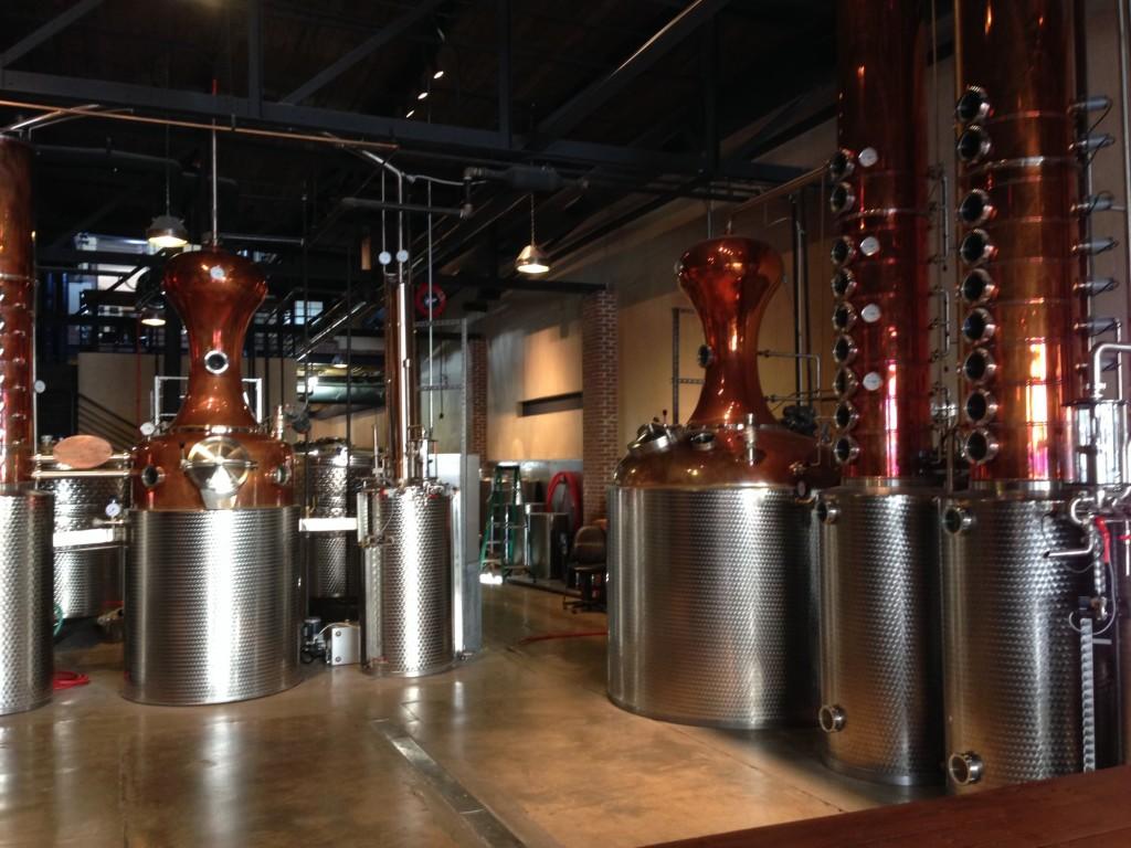 Charleston Distillery